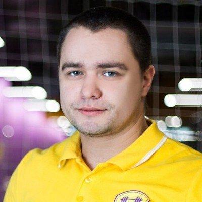 Игорь Клочек — тренер Клуба «MyFitness»