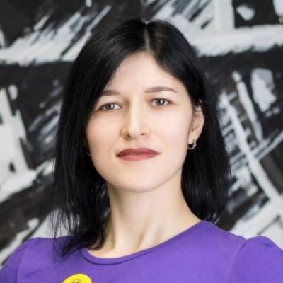 Любовь Власова — тренер Клуба «MyFitness»