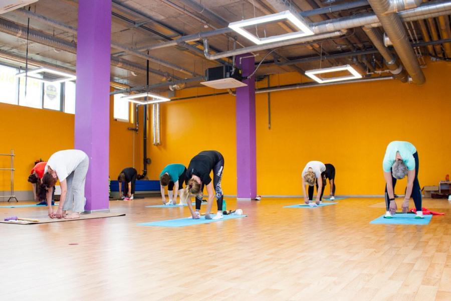 Postural Training — гимнастика для осанки в «MyFitness»