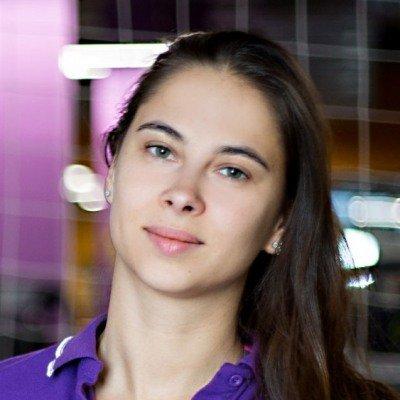 Анна Бекетова — тренер Клуба «MyFitness»