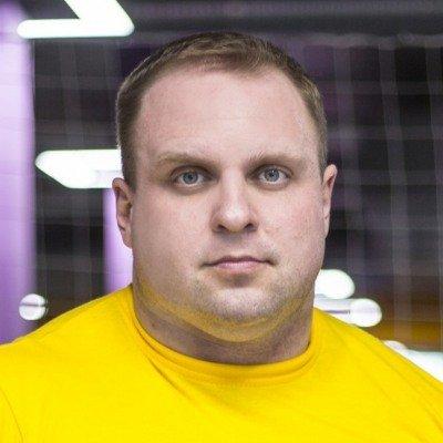 Алексей Марков — тренер Клуба «MyFitness»